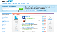 SourceForge.net is the world's largest open source software development web site. Find, download and/or help develop free, open-source software.